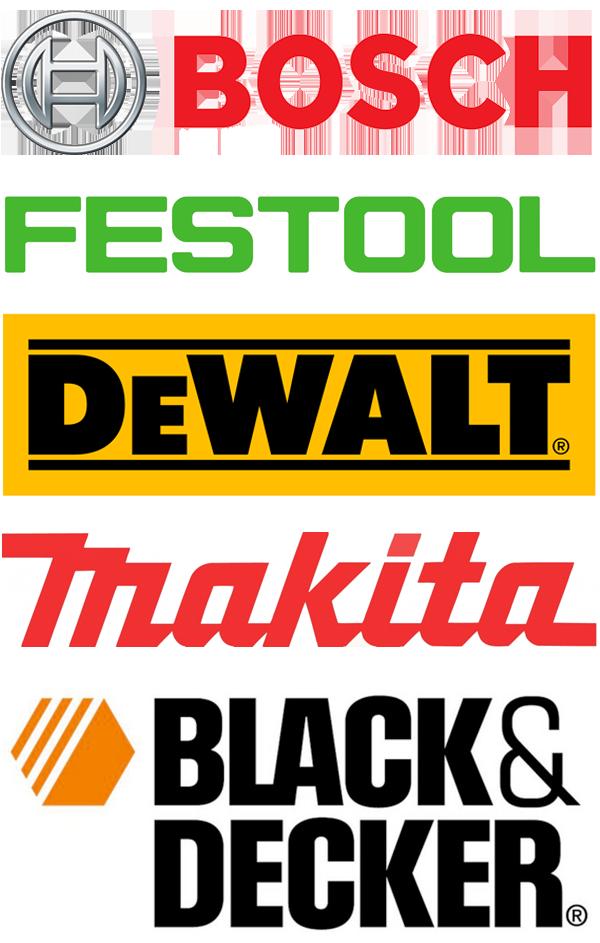 Renommierte Oberfräsen Marken im Überblick (Bosch, FESTOOL, Makita, Dewalt)