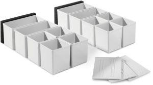 Oberfräse Zubehör: Festool Einsatzboxen Set 60x60